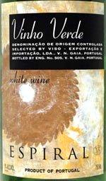 Espiral vinho verde review