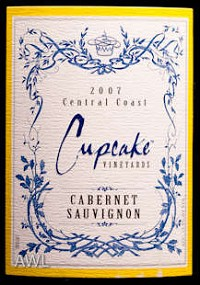 Cupcake cabernet review