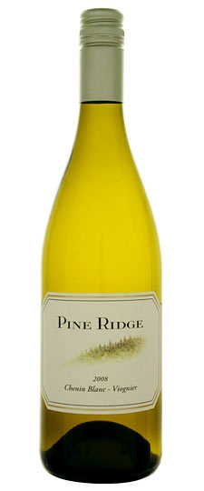 Pine Ridge chenin blanc/viognier review