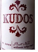 Kudos pinot noir review
