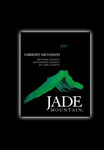 Jade Mountain cabernet sauvignon review