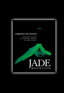 Jade Mountain cabernet sauvignon review