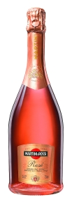 Martini & Rossi sparkling rose review