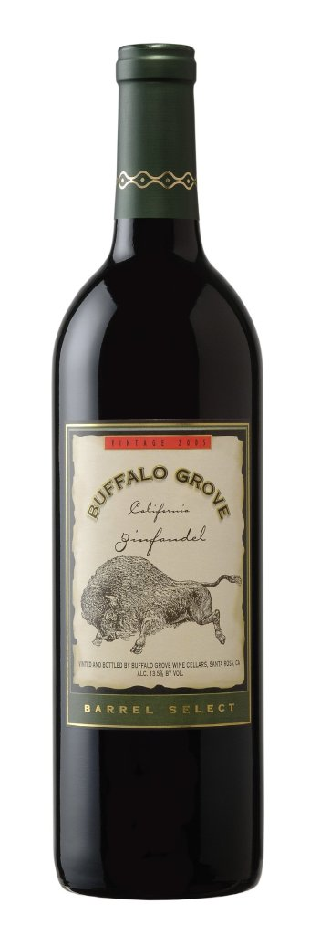Buffalo Grove zinfandel review