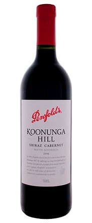 Penfolds Koonunga Hill shiraz cabernet review