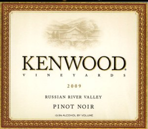 Kenwood pinot noir review