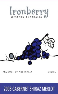 Ironberry cab/shiraz/merlot review