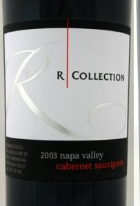 R Collection Lot No. 3 cabernet sauvignon review