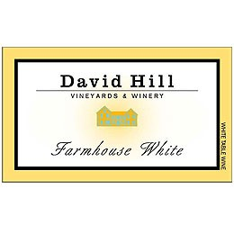 David Hill Farmhouse White