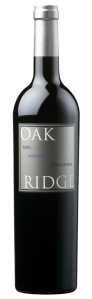 oak ridge zin