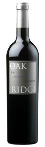 oak ridge zin