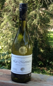 Les Martinieres white table wine